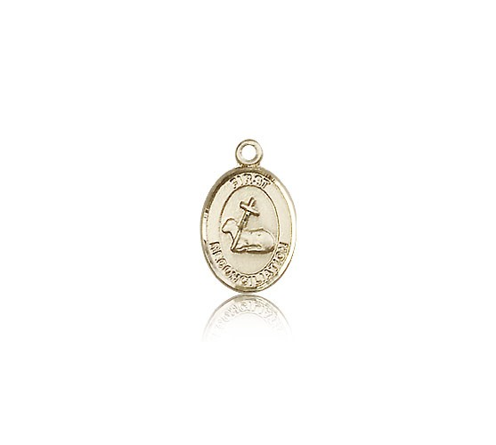First Reconciliation Medal, 14 Karat Gold - 14 KT Yellow Gold