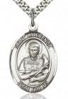 St. Lawrence Medal, Sterling Silver, Large