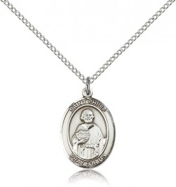 St. Philip the Apostle Medal, Sterling Silver, Medium [BL3094]